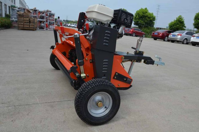 ATV flail mower with open housing – FHM AGRIMACHINE