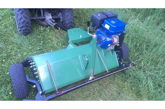 AT120 Flail Mower – FHM AGRIMACHINE